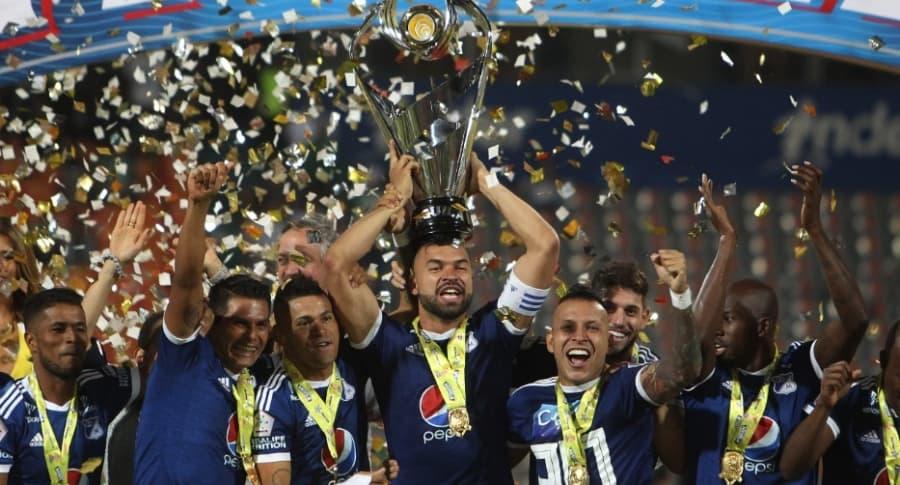 Millonarios, campeón de Superliga