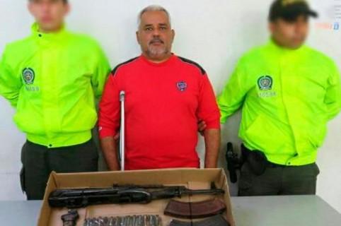 Capturado por atentado en Barranquilla