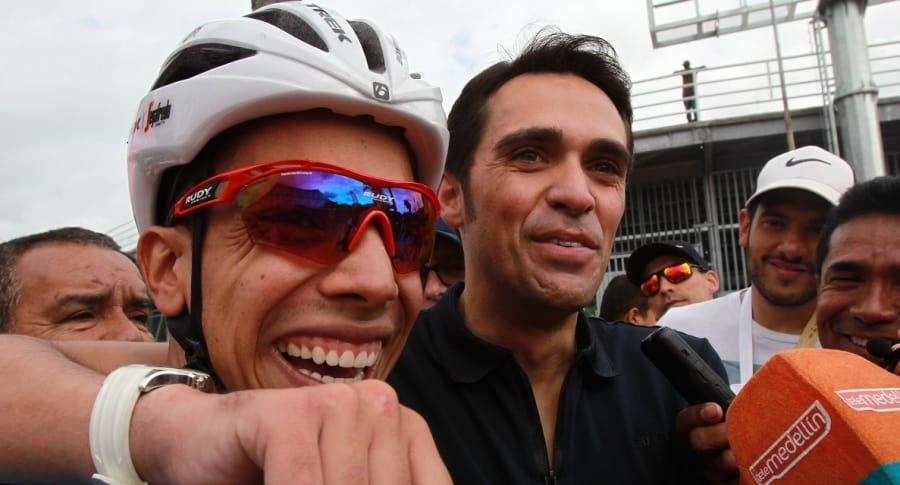 Tercera etapa de la carrera Colombia Oro y Paz