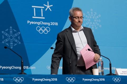 Rusos no irán a Pyeongchang