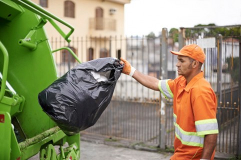 Recolector basura