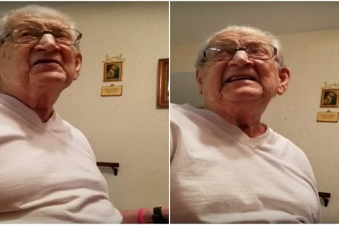 Abuelo. Pulzo.