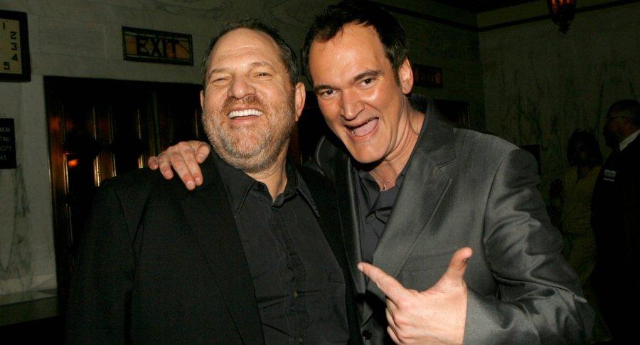 Weinstein y Tarantino