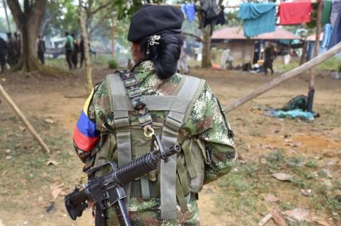 Reclutamiento de menores por grupos armados