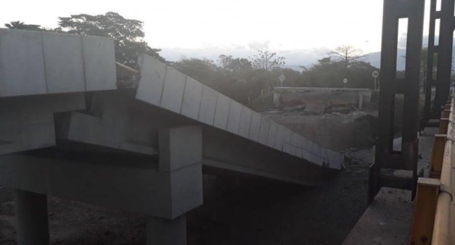 Voladura de puente