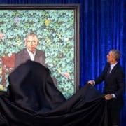 Barack Obama desvela su retrato oficial