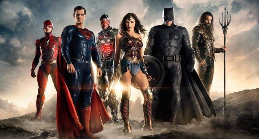Superhéroes de 'La liga de la justicia'. Pulzo.