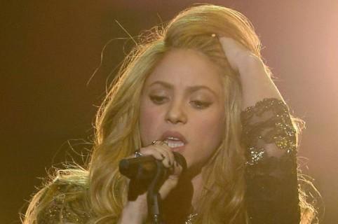 Shakira. Pulzo.