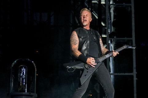 James Hetfield, de Metallica