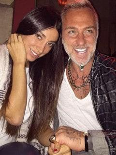 Giorgia Gabriele y Gianluca Vacchi