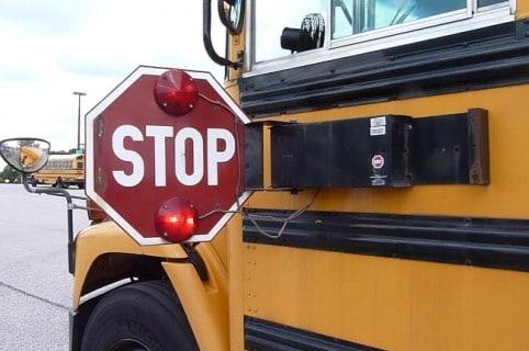 Bus escolar. Pulzo.