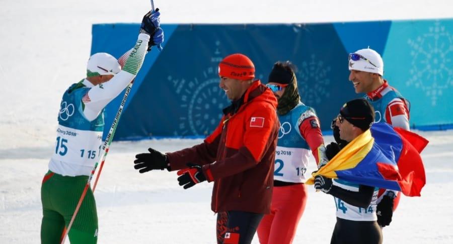 Esquí, Olímpicos de Invierno