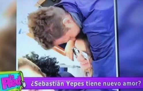 Sebastián Yepes y Valentina Correal