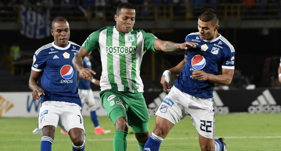 Millonarios vs Atlético Nacional - Liga Aguila I 2018