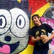 Caso grafitero