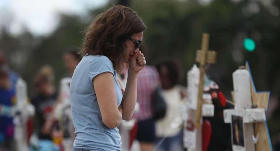 Madre de una de las alumnas que murió en la masacre de Florida