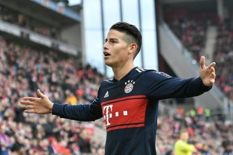 Esta Es La Millonada Que Se Gana James Rodríguez Al Mes En El Bayern
