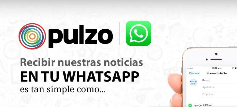 WhatsApp Pulzo