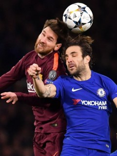 Barcelona vs. Chelsea