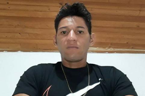 Alexánder Opsino Castro, acusado de asesinar a hijastra