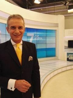 Juan Eduardo Jaramillo, presentador.