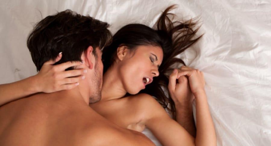 Gemido en el sexo