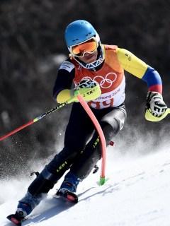 Michael Poettoz -  PyeongChang 2018