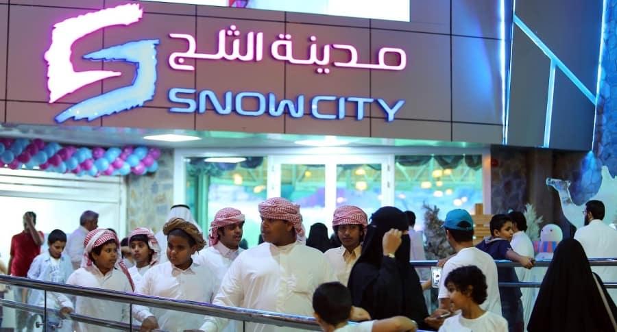 Ocio en Arabia Saudita