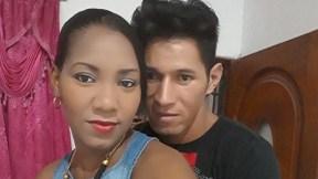 Yudis Pereira y Alexánder Ospino Castro, mamá y padrastro de la niña muerta