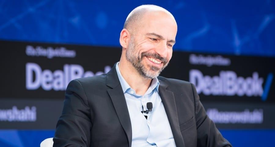 Dara Khosrowshahi CEO de Uber