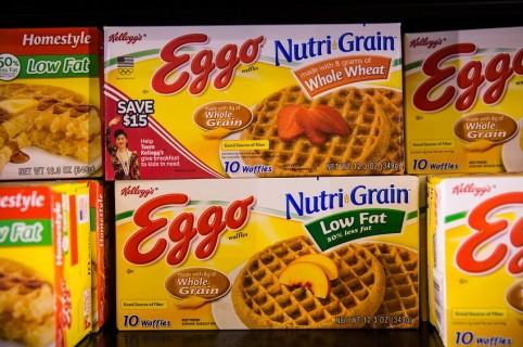 Eggos de Kellogg's