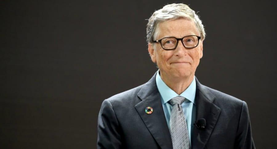 Bill Gates, empresario estadounidense.