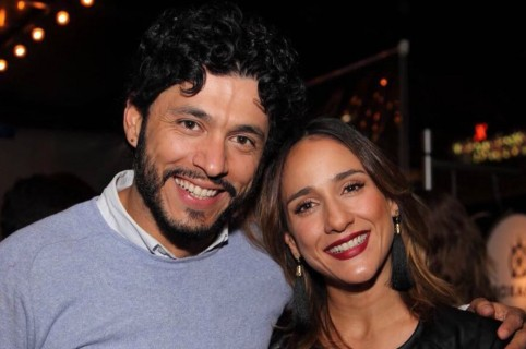 'Chichila' Navia y Santiago Alarcón.