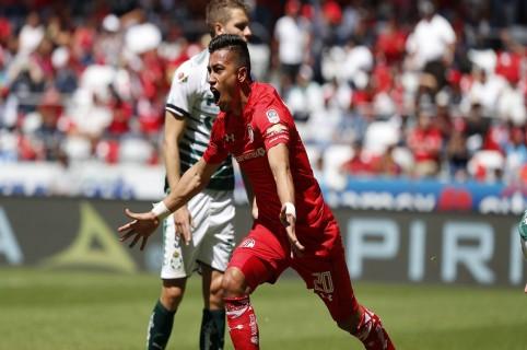 Toluca vs. Santos