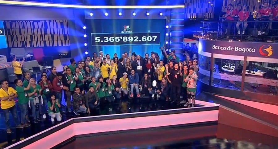 Teletón Colombia 2018