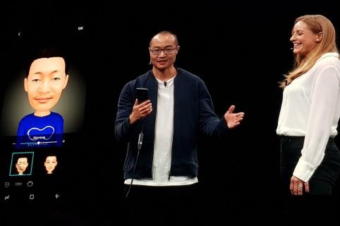 Samsung S9 emoji