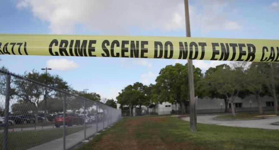 Escuela de masacre en Florida