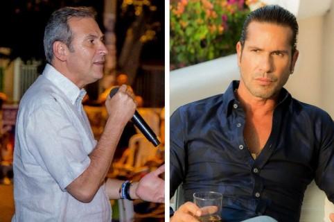 Juan Manuel Corzo y Gregorio Pernía