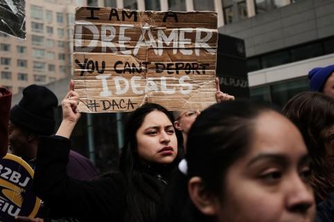 'Dreamer' defiende el DACA en Nueva York