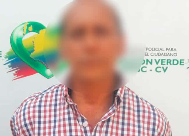 Gustavo Navia Silva, profesor acusado de abusos