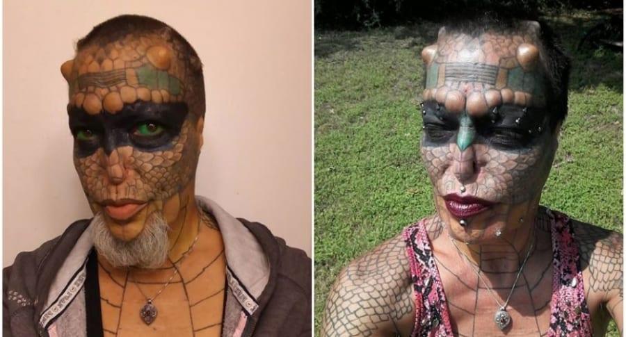 Transgénero quiere convertirse en dragón.