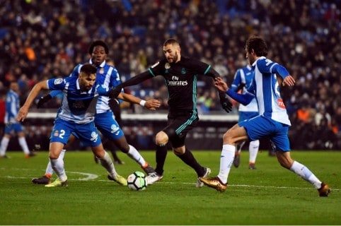 Real Madrid vs. Espanyol