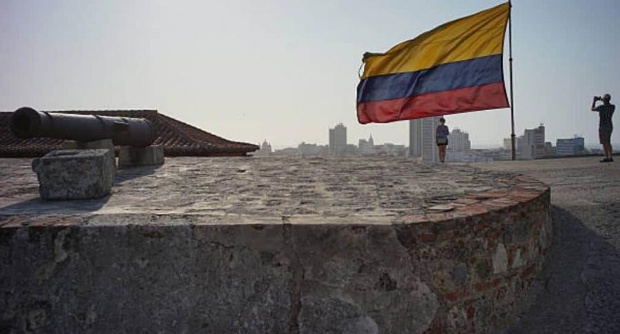 Castillo San Felipe, Cartagena.