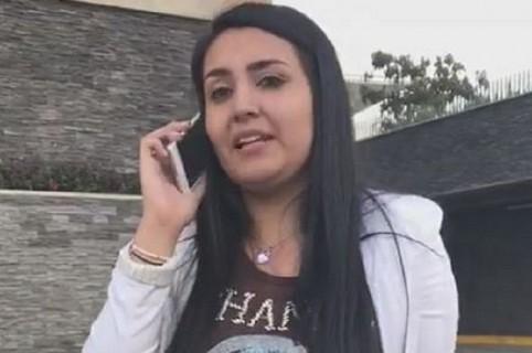 Mujer acusada de robo de bicicleta