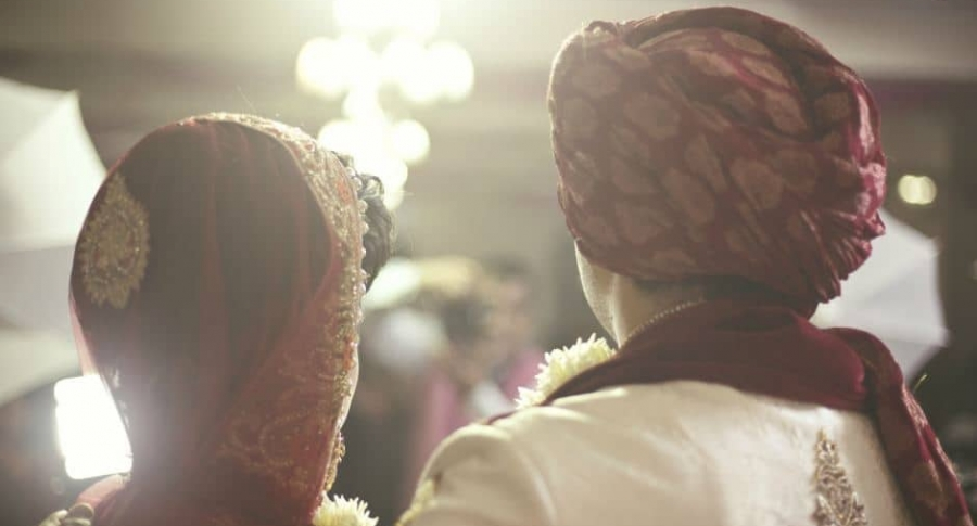 Matrimonio indio.