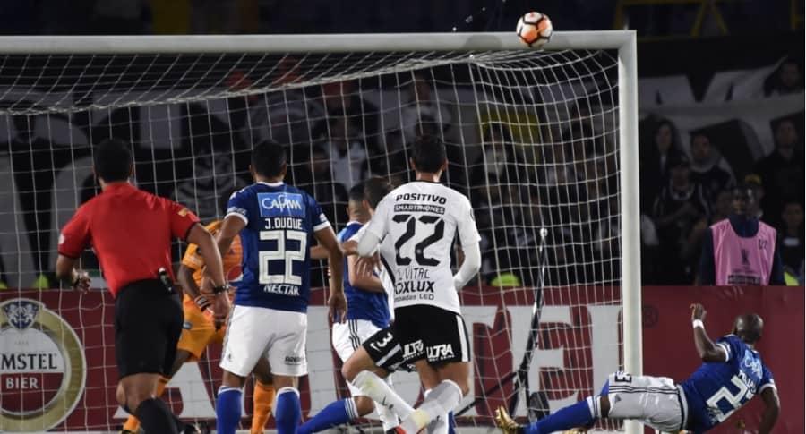 Millonarios 0-0 Corinthians