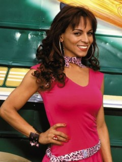 Endry Cardeño, actriz.