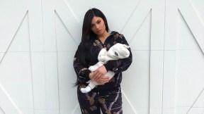 Kylie Jenner, modelo y empresaria.