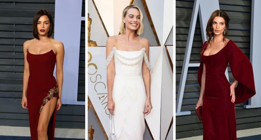 Jenna Dewan Tatum, Margot Robbie y Emily Ratajkowsk