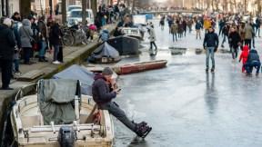 Invierno en Ámsterdam